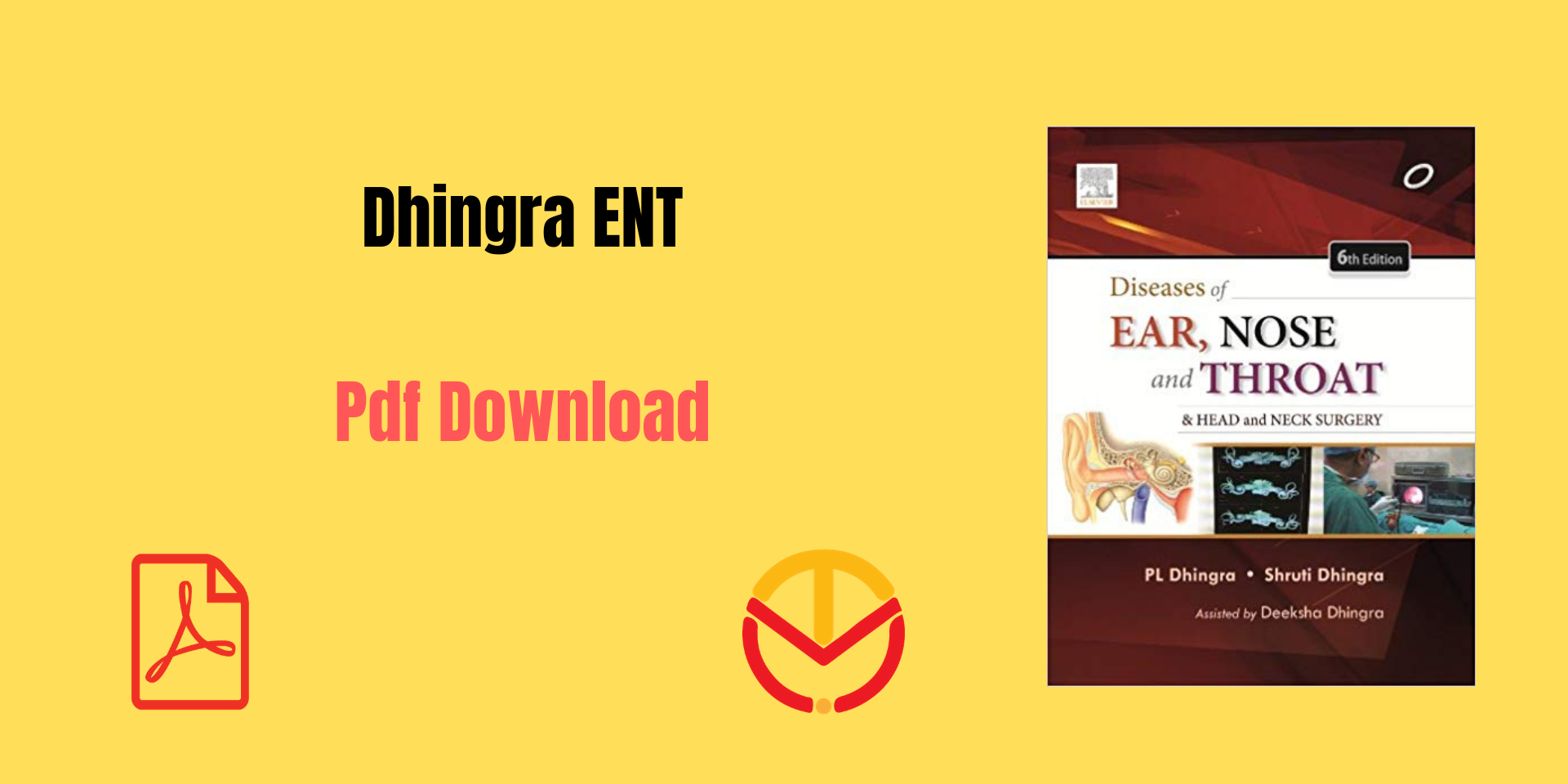 Dhingra ENT pdf