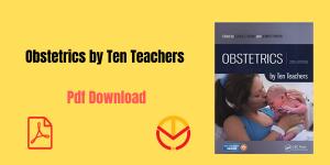 Obstetrics by Ten Teachers pdf download