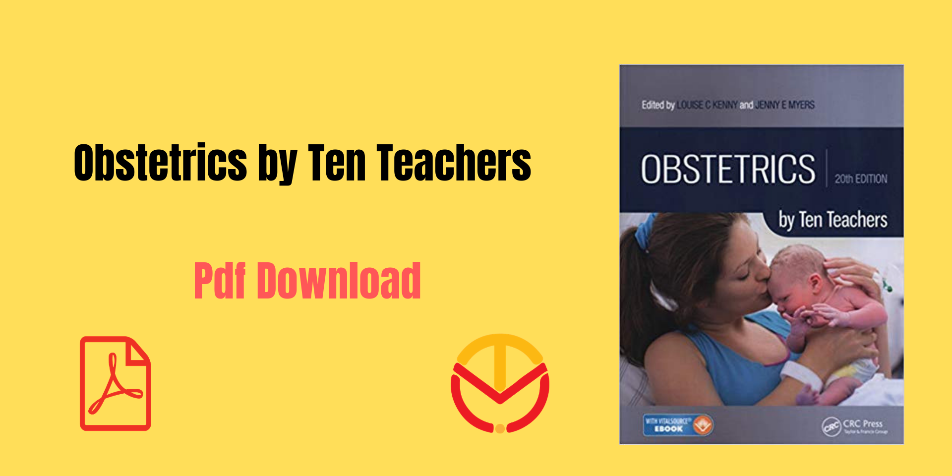 Obstetrics by Ten Teachers pdf