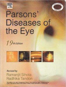 Parsons Diseases of the Eye pdf