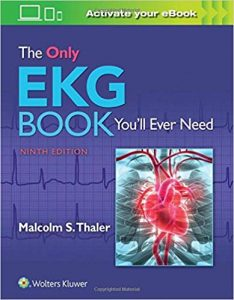 The Only EKG Book pdf