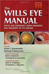 Wills Eye Manual pdf