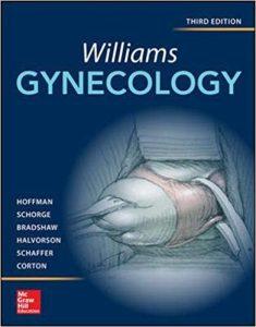 Williams Gynecology pdf